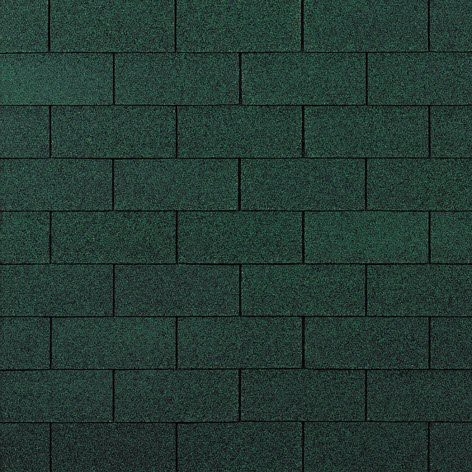 Черепица гибкая Owens Corning Supreme Chateau Green